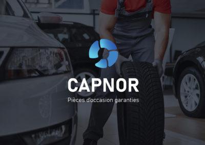 CAPNOR : charte graphique